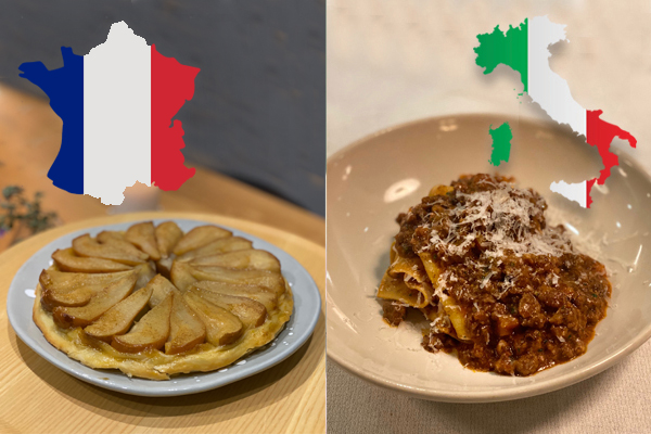 Article image for World Cup of Food: Italy takes France in the grand final!