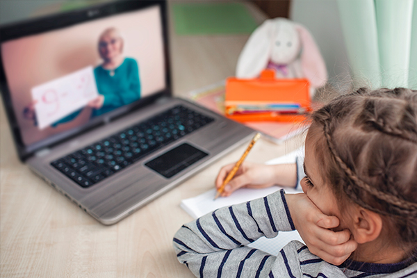 Article image for 'They're going to be okay': Schools well equipped for remote learning