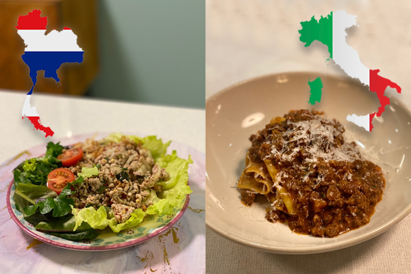 Article image for The World Cup of Food: Italy v Thailand