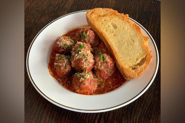 Article image for Adrian Richardson's recipe: Nonna's Polpetti