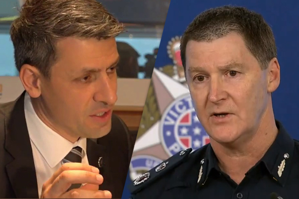 Article image for Police officers and command at loggerheads over push for ADF help at housing towers