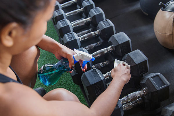 Article image for 'It's heartbreaking … f***': Emotional gym owner says industry is at breaking point