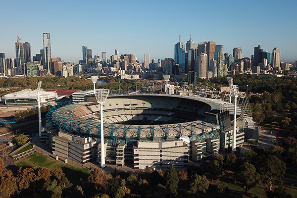 Article image for MCC 'increasingly optimistic' the MCG will host the Boxing Day Test