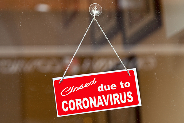 Article image for 'Totally gobsmacked': Small business reacts to COVID-19 shutdown
