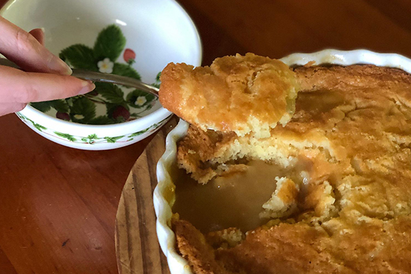 Article image for Dee Dee Dunleavy's recipe for butterscotch pudding!