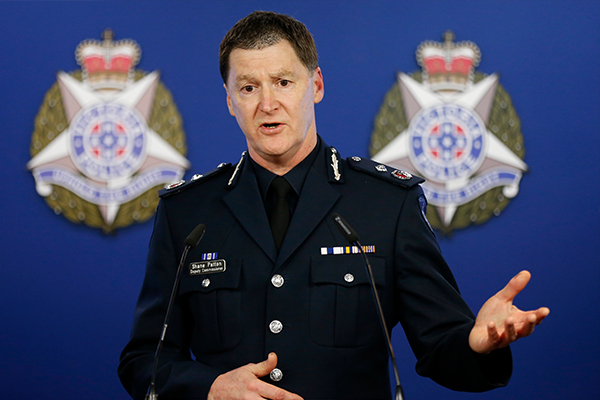 Article image for Top cop outlines his COVID-19 policing approach (which is VERY popular with listeners)