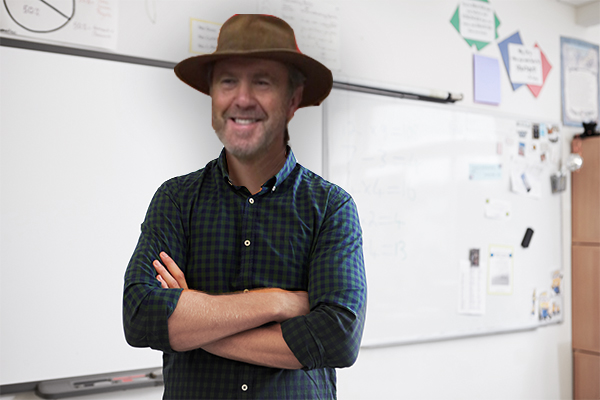 Article image for What former students have to say about Glenn Robbins' teaching