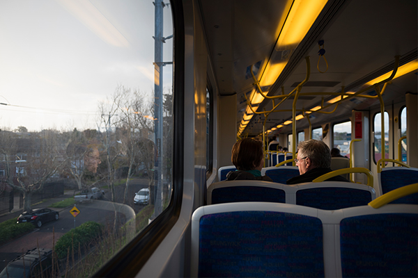 Article image for COVID-19 will affect public transport use in Melbourne for at least five years