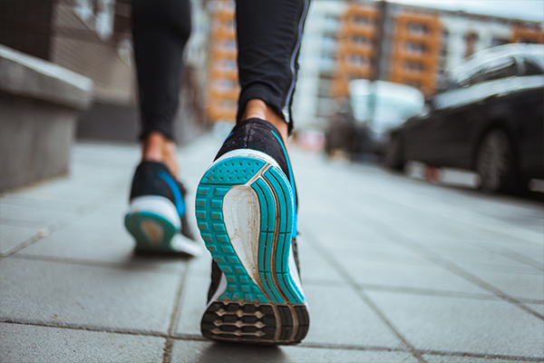Article image for Want to live longer? Add a two minute brisk walk to your day
