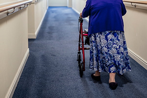 Article image for Health law expert slams 'entirely reactive' response to COVID-19 in aged care