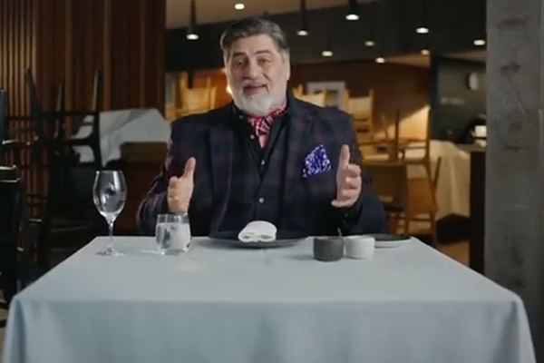 Article image for Matt Preston stars in Victoria's new COVID-19 campaign