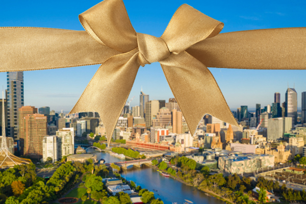 Article image for What prominent Melburnians think we should gift our city for its 185th birthday