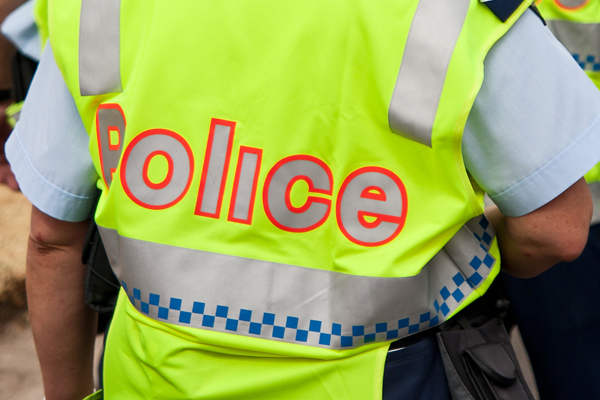 Police investigate armed robbery at a Geelong bank