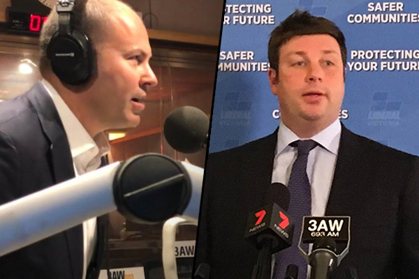 Article image for Josh Frydenberg distances himself from rogue Victorian Liberal MP