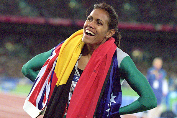 Article image for Why Cathy Freeman is our 'greatest ever athlete'