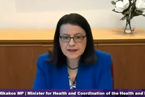 Article image for Embattled health minister fronts hotel quarantine inquiry