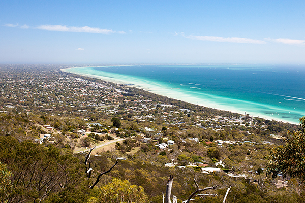 Article image for Mornington Peninsula mayor wants to know why his shire is being 'treated differently'