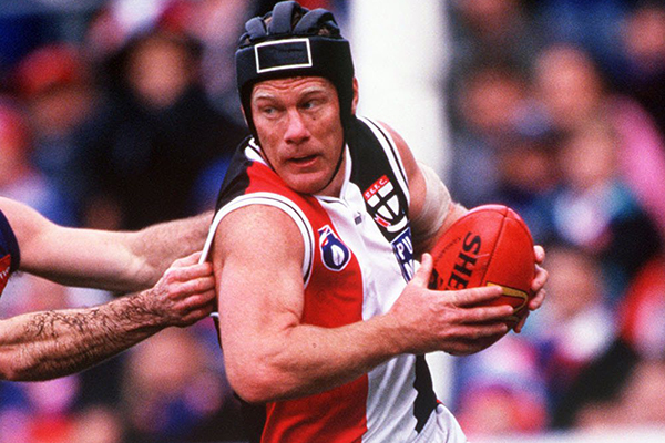 Article image for St Kilda great says lessons must be learned from Frawley diagnosis