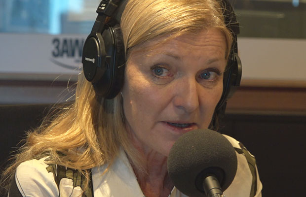 Neil Mitchell and Fiona Patten clash over controversial legislation