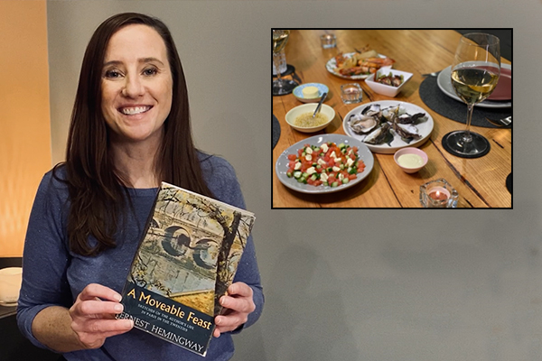 Article image for Kate reviews: Hemingway's Wine Room — 'generous, stunning quality menus'