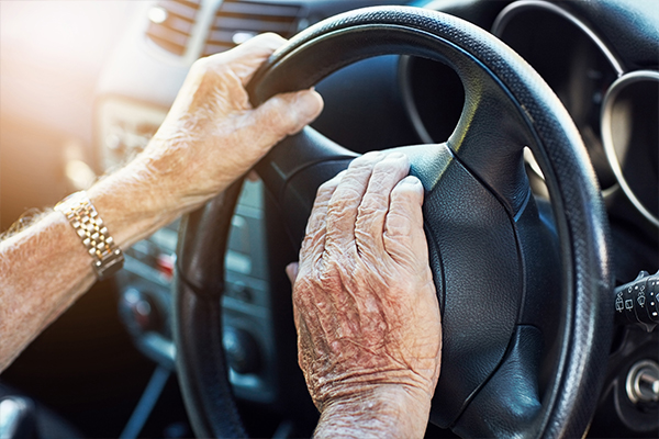 Article image for Road Safety Minister says competency tests for elderly drivers are 'on the table'