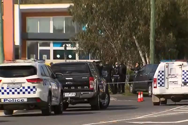 Article image for Gunshots fired as eyewitness narrates police shooting at Lilydale Marketplace