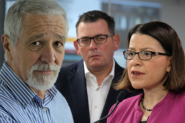 Neil Mitchell questions why Daniel Andrews didn't sack Jenny Mikakos