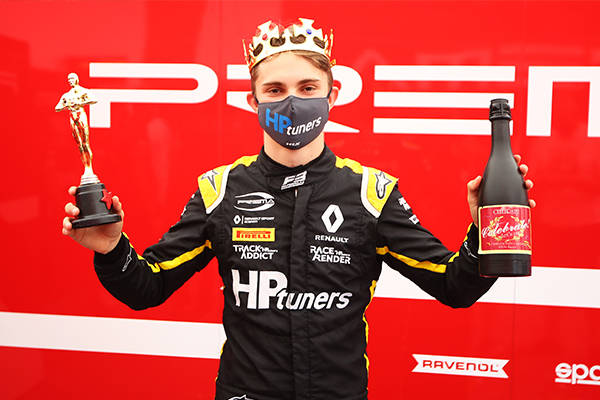 Article image for Melbourne teenager Oscar Piastri reflects on winning Formula 3 world championship