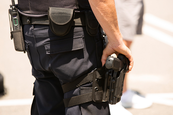 Article image for New legislation will give Protective Services Officers more power