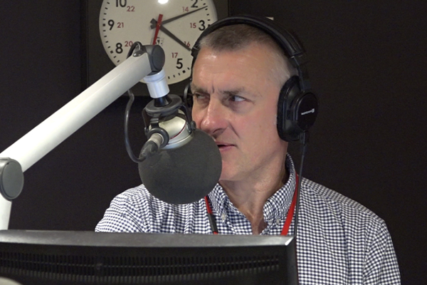 Article image for The 3AW interview that left Tom Elliott questioning 'where society is headed'