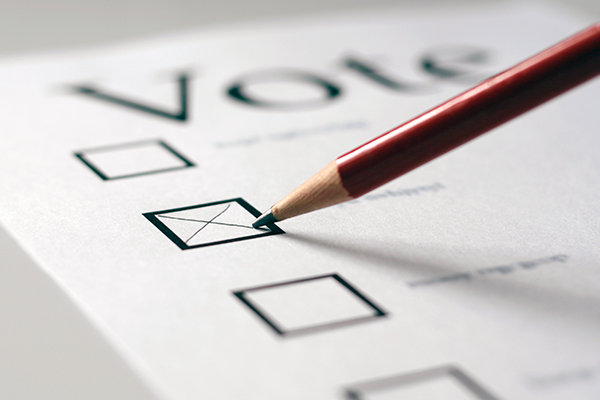 Article image for Victorian Electoral Commissioner says there's no problem with ballot paper delivery