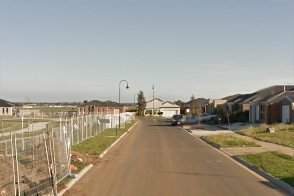 Article image for Man grabs toddler in frightening attempted child snatching in Melbourne's outer-west