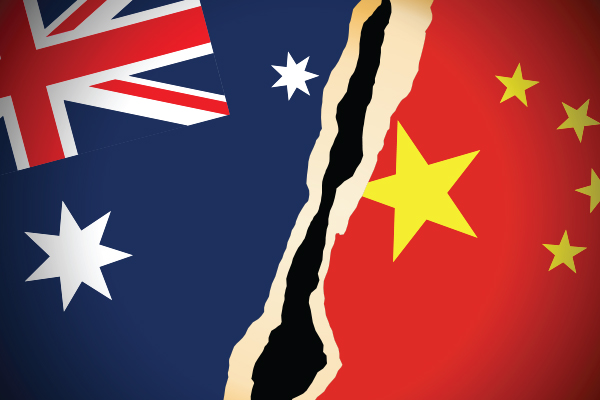 Article image for Why this Senator fears China's trade war with Australia could escalate to military conflict