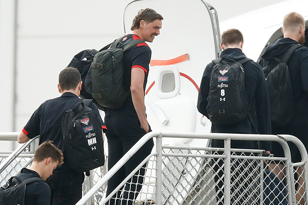 Article image for Chris Fagan with the latest on Brisbane's pursuit of Joe Daniher