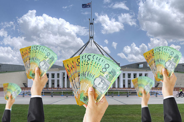 Article image for Income tax cuts could kick in as early as November