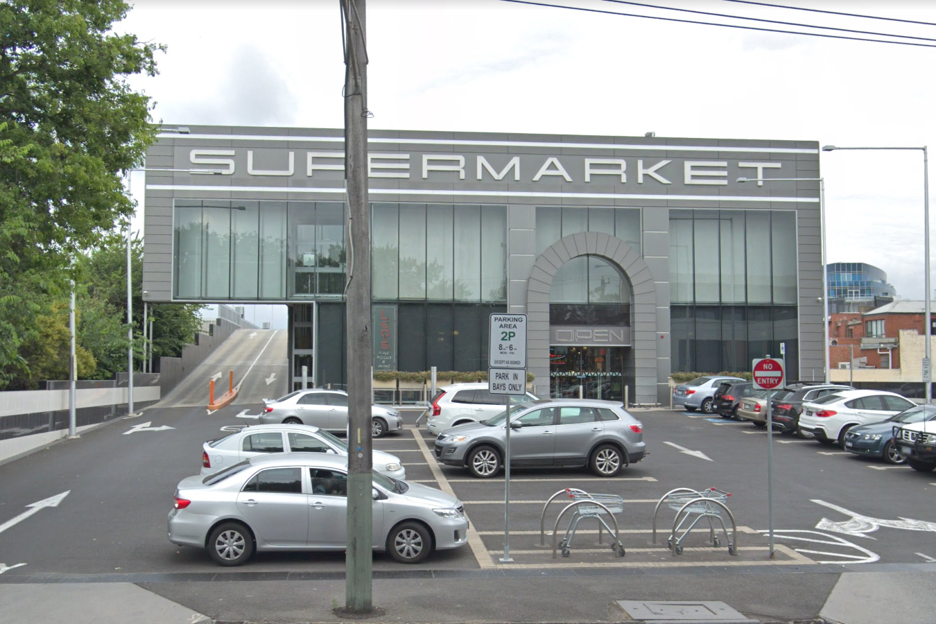 Article image for Supermarket owner says store has been 'misrepresented' by the Health Department