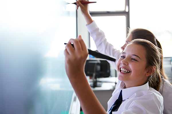 Article image for Girls are happier, more confident and smarter with a single sex education, study shows