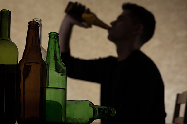 Article image for New research reveals problem drinking starts at an early age