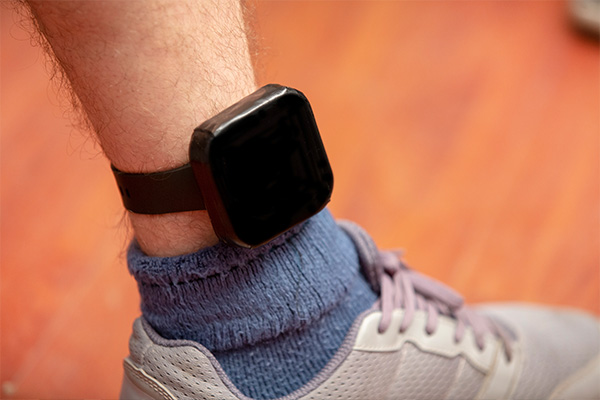 Article image for Hotel quarantine could be swapped for electronic monitoring bracelets