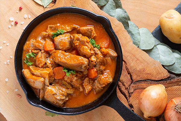 Article image for Dining with Den – Veal Marengo