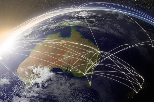 Article image for Global biosecurity expert weighs in on whether Australia should open international borders