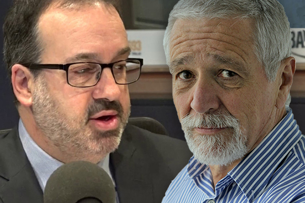 Article image for Neil Mitchell grills Racing Minister Martin Pakula over Cox Plate crowds