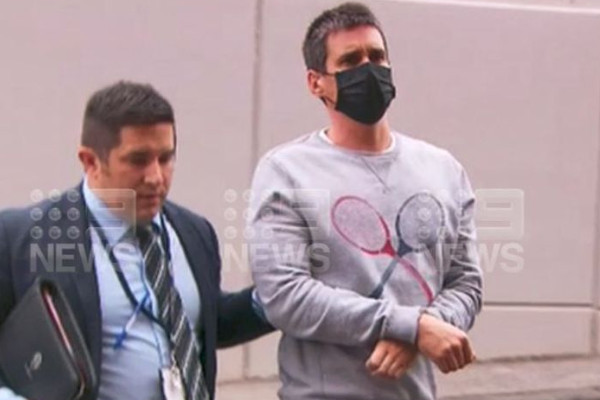 Article image for Eastern Freeway tragedy: Porsche driver Richard Pusey granted bail