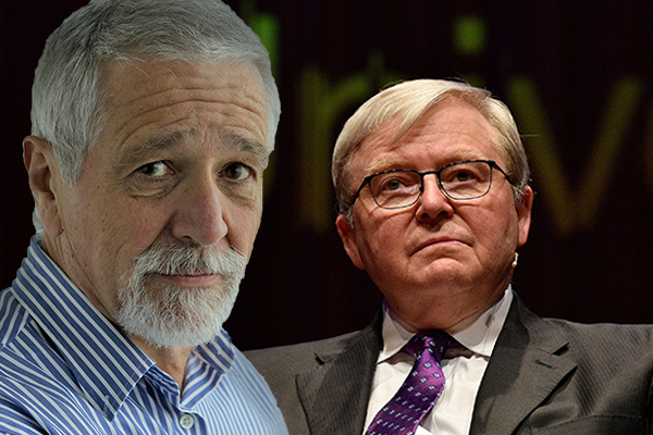 Article image for What Neil Mitchell thinks of Kevin Rudd's call for Rupert Murdoch to face a royal commission