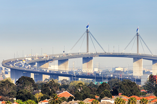 Article image for Melbourne reflects on 50th anniversary of West Gate Bridge collapse