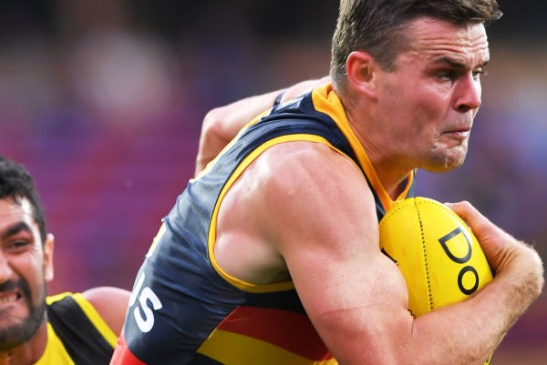 Article image for Brad Crouch joins the Saints