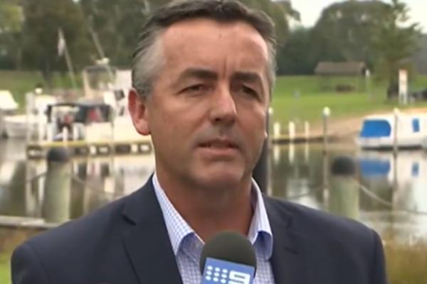 Article image for Darren Chester says Australian troops deserve support, not scorn