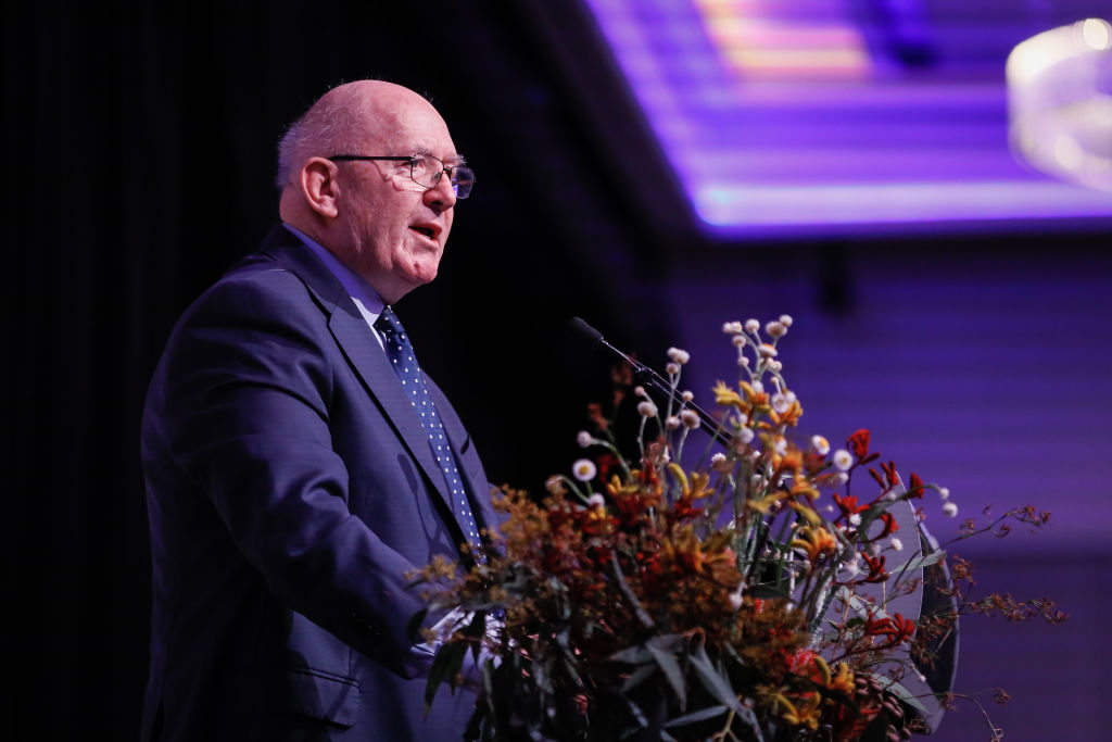 Article image for Sir Peter Cosgrove reflects on a uniquely 'public moment' as Governor-General