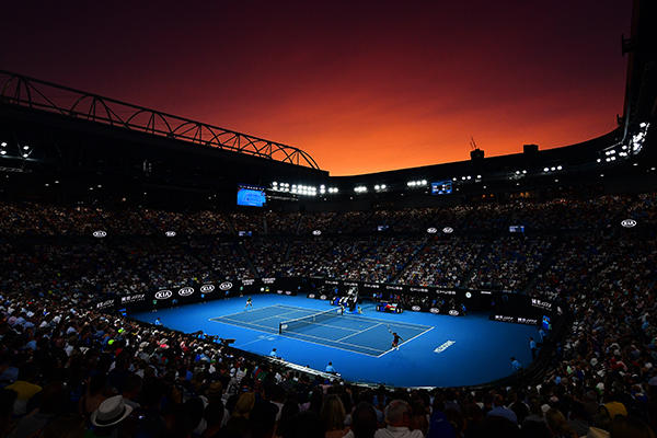 Article image for Dismay over the announcement of the Australian Open's newest partner