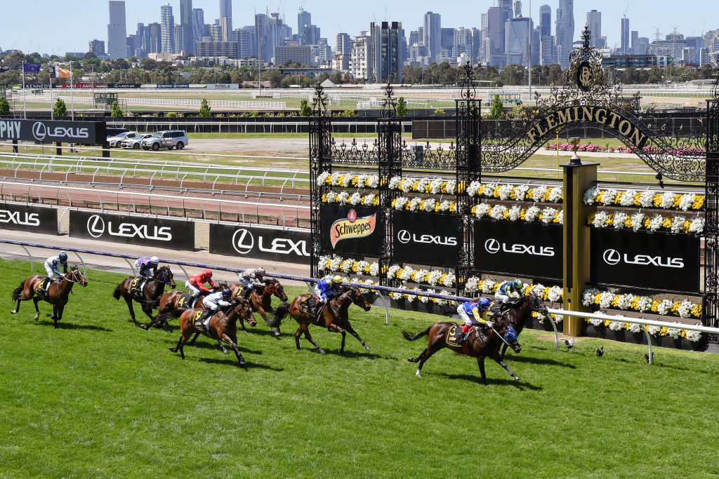 Article image for Twilight Payment wins a Melbourne Cup like no other